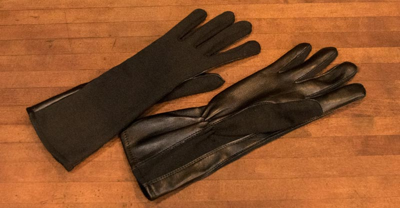 Nomex Leather Gauntlet image